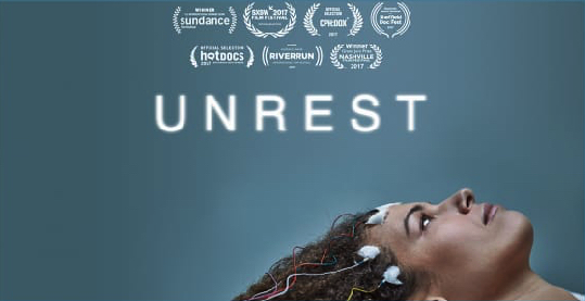 Manifesto docufilm Unrest